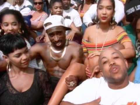 "#FLASHBACKFRIDAY 2PAC – ""I Get Around"" REST IN PEACE!!!"