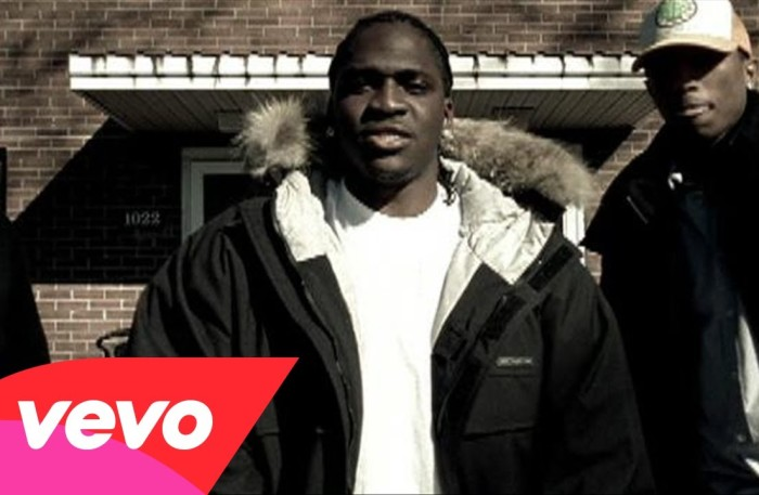 "#FLASHBACKfriday CLIPSE – ""Grindin"""