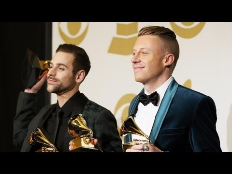"@macklemore Tells @HOT97 That he feels ""Kendrick Got Robbed of Best Rap Album"""