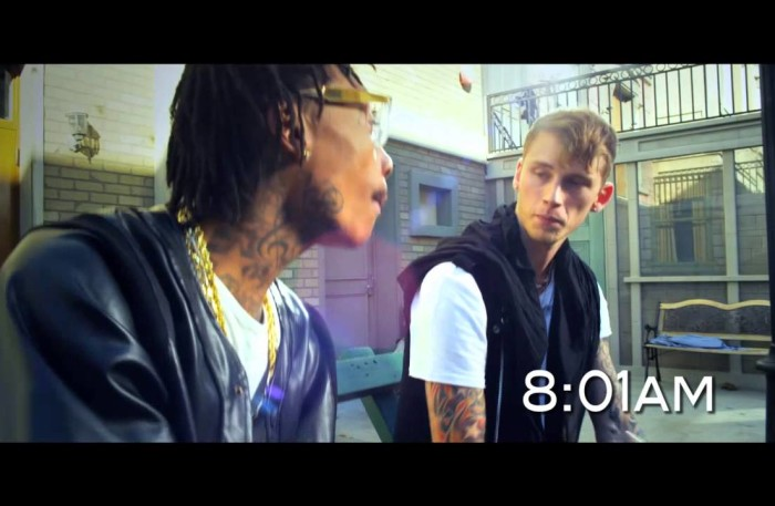 #MUSICVIDEO @machinegunkelly 'Mind Of A Stoner' Ft @wizkhalifa