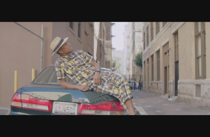 #MUSICVIDEO @Pharrell – Happy