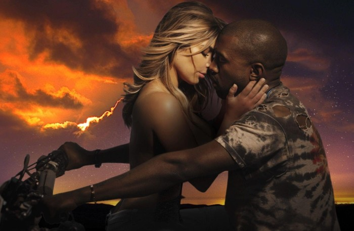 "#MUSICVIDEO #WTW @KanyeWest – ""Bound 2″ With @KimKardashian !!!"
