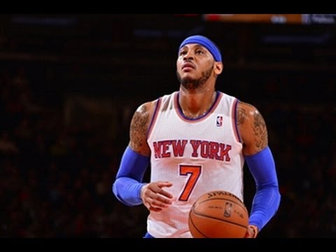 #NBA @carmeloanthony Scores Knicks Franchise Record 62 Points!