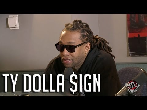 #New EP @tydollasign talks New EP, getting out the hood + 3 oz of weed a week!