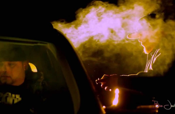 "#NEWMUSICVIDEO @TheJacka @KLOCGORILLAPITS @JUSTO408 – ""Lights"" – Directed By @BROmfJACKSON"