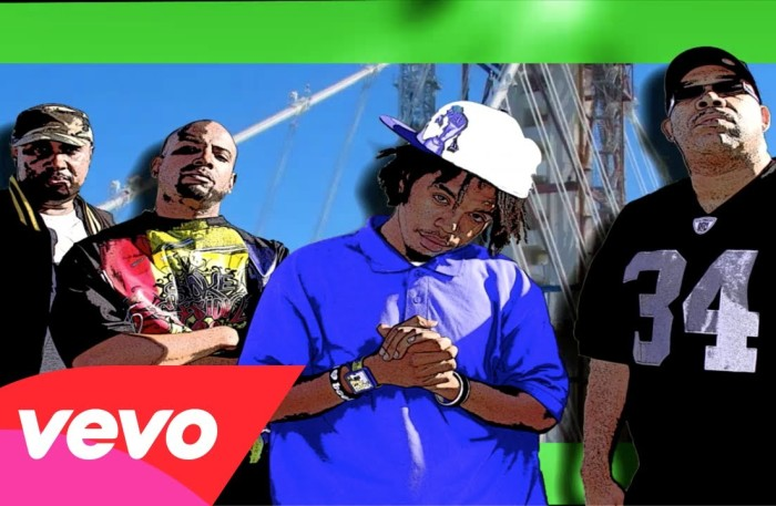 #NewVideo City Slickers Inc. – The Bay Is In The Building ft. Melly Mell Tha Mobsta