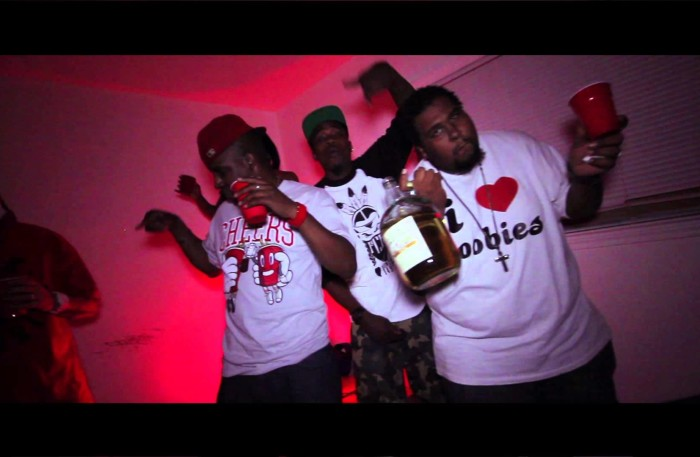 #NewVideo @Flossalini – Red Cups & Blunt Guts (#Sacramento)