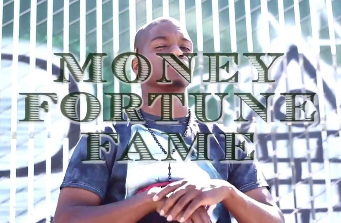 #NewVideo @GizzleMcFly_LBR – Money, Fortune and Fame