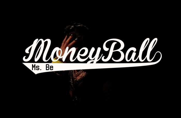 #NewVideo @MsBeYou – Money Ball (Prod by RobTraxx)