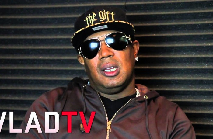 "#NoLimit2014 @MasterPMiller: ""I'm the Michael Jordan of Street Hip-Hop"""