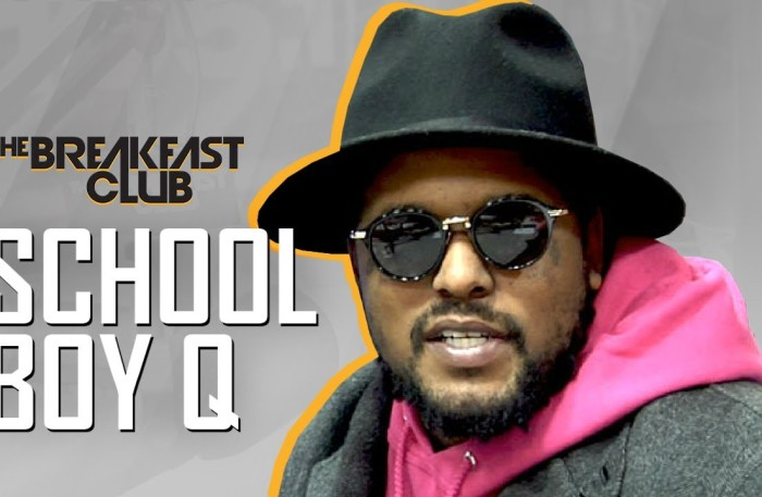 ##OXYmoron @ScHoolBoyQ Interview at The Breakfast Club Power 105.1