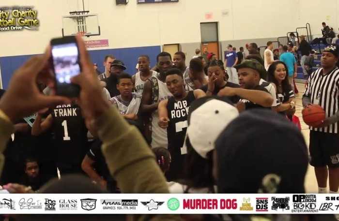 #Recap @MrSef presents the 6th Annual Charity Game Highlights 2013