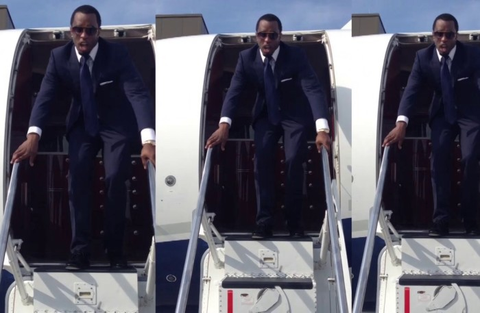 #ThatBoyGood @IamDiddy Gets Busy to @itsaProblem & @BadLucc354′s smash Like Whaaaat!!!!