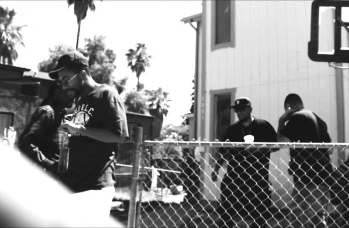 THE LINE – #BTS footage feat @BAYBOYMG @GRUMPYTLO @SWISHDADDY @THEGANGTV