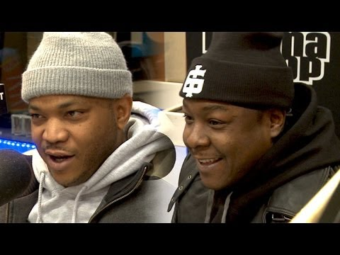 #The Lox Interview at Breakfast Club Power 105.1 (01/31/2014)
