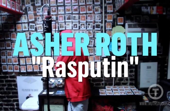 #Video #WTW @asherroth – 'Rasputin' LIVE at Truth Studios