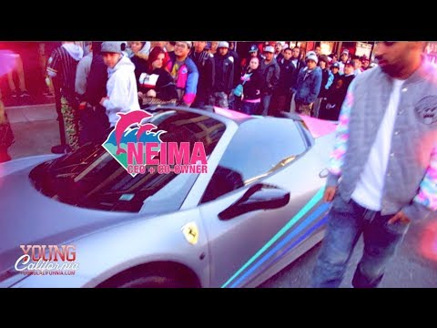 #Video @YoungCalifornia Recap @PinkDolphinCo GRAND OPENING SF @CenaPinkDolphin @Neima_PD #WelcomeHome