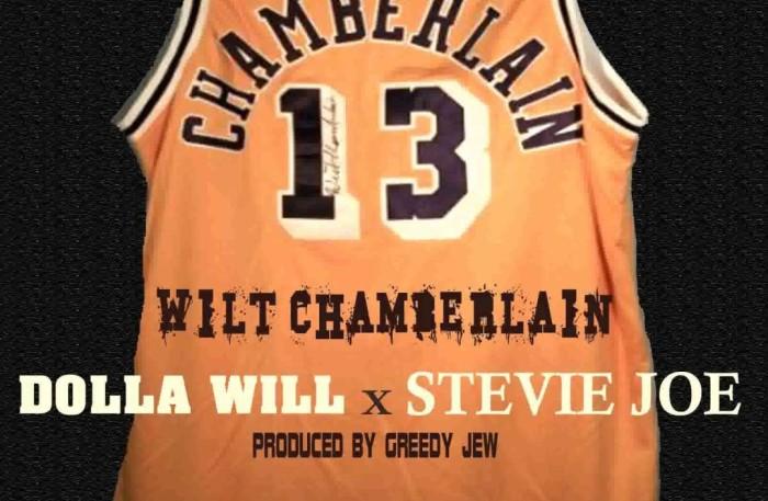 #WTW #Banger @REALDOLLAWILL *Wilt Chamberlain* Feat @STEVIEJOE800 Prod X @GREEDYJEW