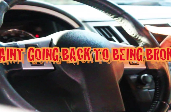 #WTW #NEW – I ANIT GOING BACK – @BadWaysEnt featuring YS and LOS – TEASER