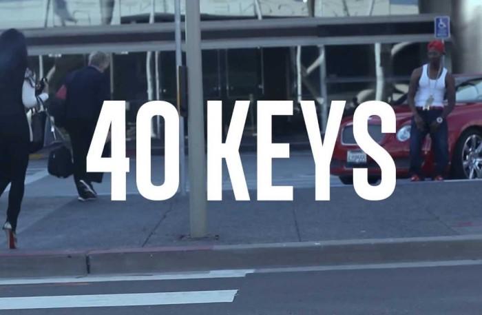 #WTW #NewVideo – @40Keys – FUCK NIGGAS #FutureMusic