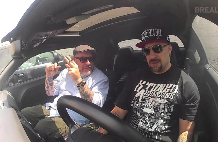 #WTW #NewVideo – @brealtv presents – THE SMOKEBOX – @B_Real420 with @OGEverlast