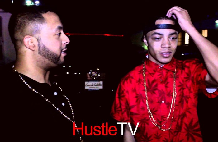 #WTW #NewVideo – @HustleTVLA Live at Universal City Walk with @ThaLegacy #Interview