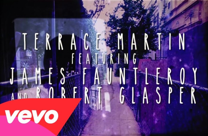 #WTW #NewVideo – No Right, No Wrong – @terracemartin featuring @robertglasper @fauntleroy