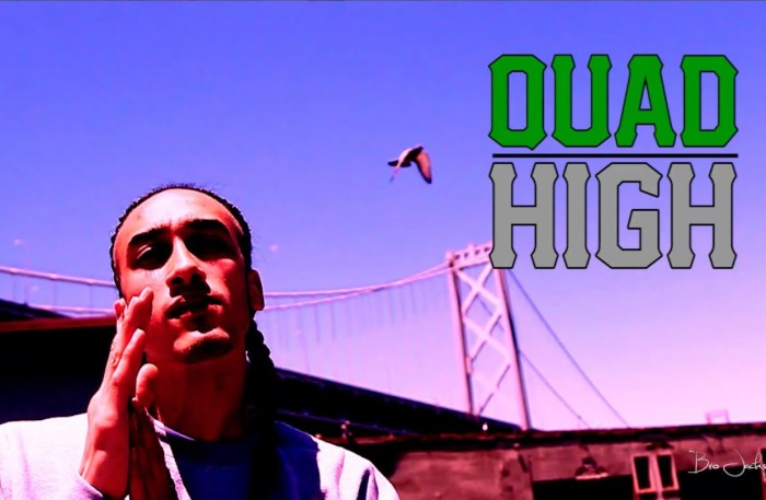 #WTW #NewVideo – @quadhigh – QUAD UP – Directed X @BROmfJACKSON