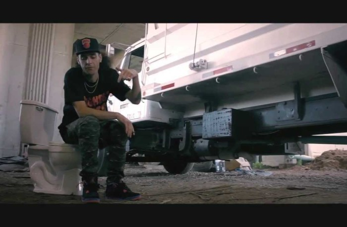#WTW #NewVideo – THE SHIT – @whoisnickjames feat @erkthajerk @ImDBledsoe