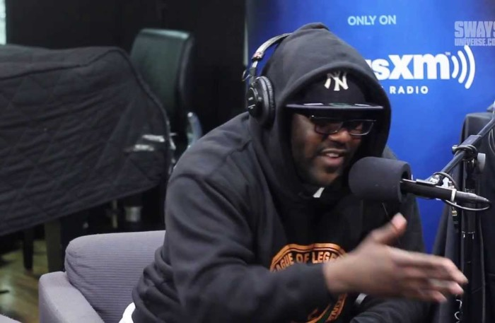 #WTW #SWAY #Exclusive @MistahFab Freestyles with @RealSway in the Morning on @Shade45