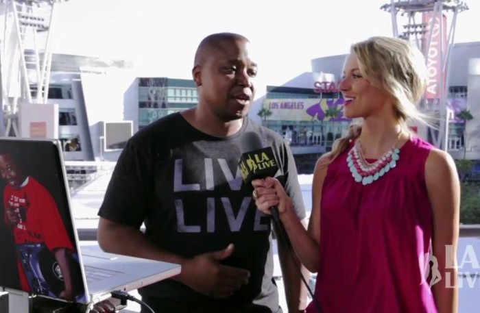 #WTW #Video @DJHustle LIVE at @LAlive on #AXSTV #BreakingItDown