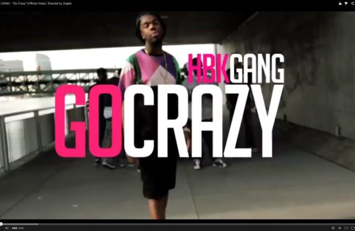 #WTW #Video – @IAMSU *GO CRAZY* featuring @HBKSkipper @HBKPLO Produced X @jayantmusic