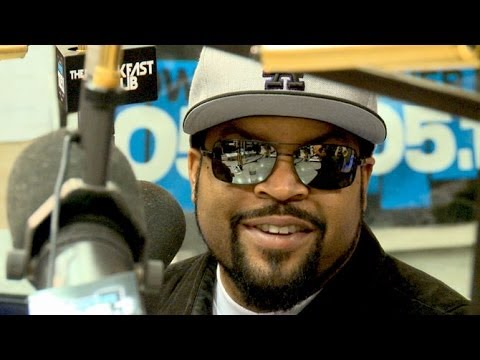 #WTW #Video @icecube on the WORLD FAMOUS *Power 105.1 Breakfast Club* in New York