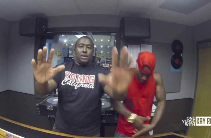 #WTW #Video Live from @B95Fresno *One Verse With* @DJKayRich and @SixReasons