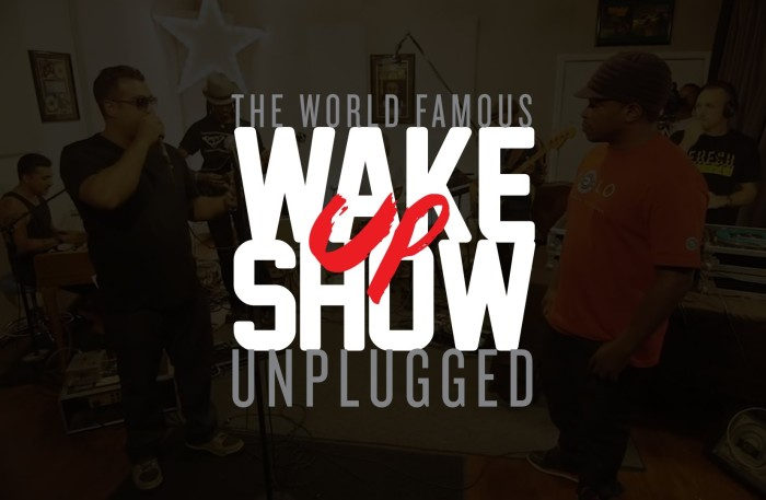 #WTW #VIDEO #SneakPeak @wakeupshow  UNPLUGGED with Hosts #KingTech @RealSway @DJRevolution