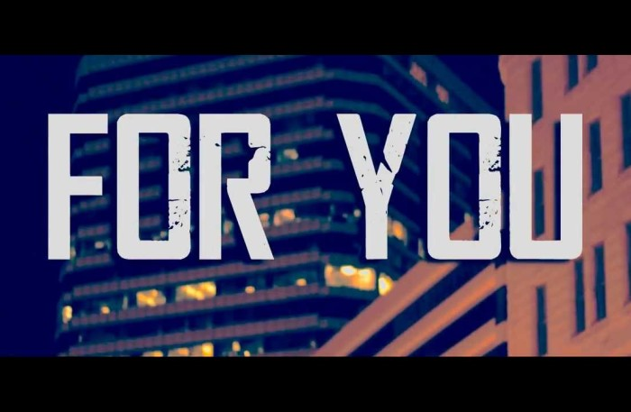#WTW #Video @sparkakapacman *FOR YOU* Directed X @TOWER4HIRE
