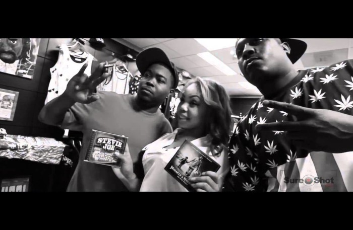 #WTW #Video – @StevieJoe800 *LIVE ON THE WIRE* Prod x @THEMEKANIX Dir x @SureShotGunny