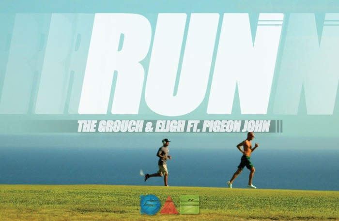#WTW #Video @therealgrouch and @therealeligh *RUN* ft. @dothepigeon