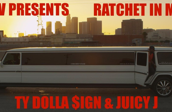 #WTW #Video @tydollasign *RATCHET IN MY BENZ* Feat @therealjuicyj Produced x @KarenCivil