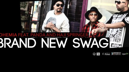 BOHEMIA – Brand new swag (Music Video) feat. Panda and Haji Springer 2014