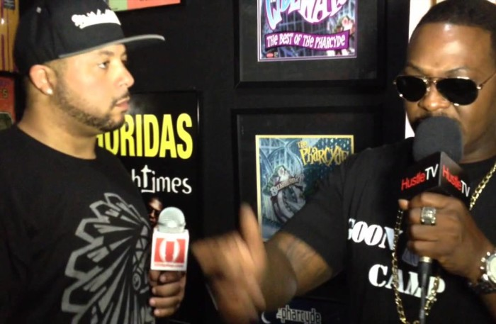 #WTW #HustleTV interview with Legend @ChopBlack of the #TheWhoRidas
