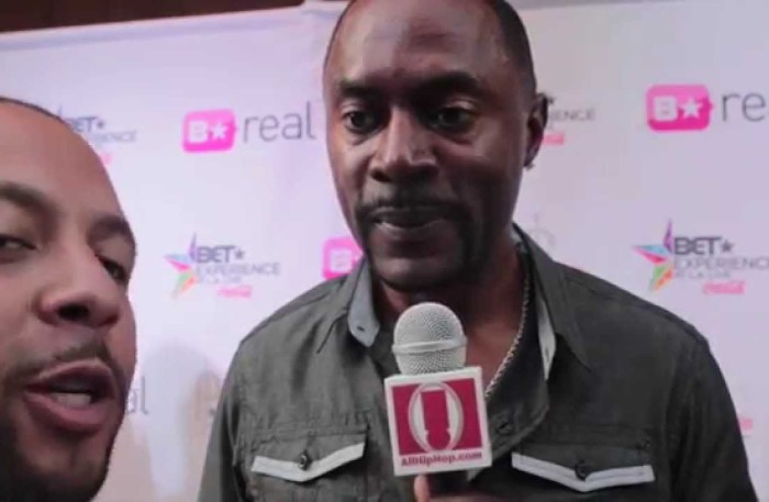 #WTW #HustleTV Interviews Actor Richard Brooks @rlbsoul Being Mary Jane