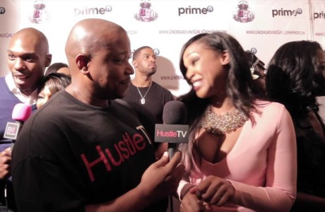 #HustleTV #WTW @HustleTVLA @DJHustle ( DJ ) @TraciSteele #LoveAndHipHop Atlanta & Atlanta Exes