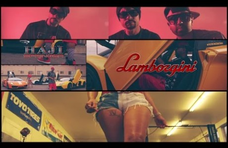 WTW #Video @HajiSpringer *LAMBORGINI*