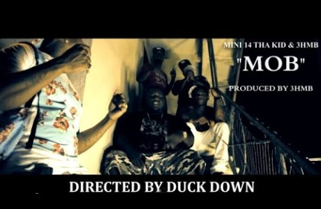 #WTW #Video @mini14thakid x @thereal3hmb *MOB*