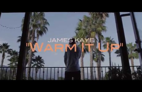 #WTW #Video @MrJamesKaye *WARM IT UP*
