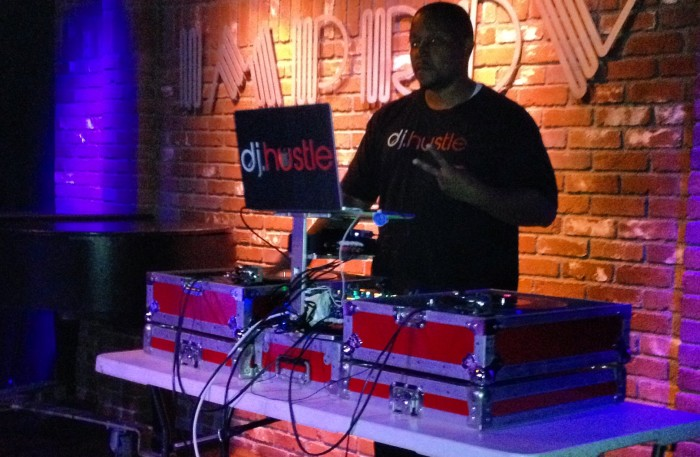 DJ Hustle Turn Tables HustleTV