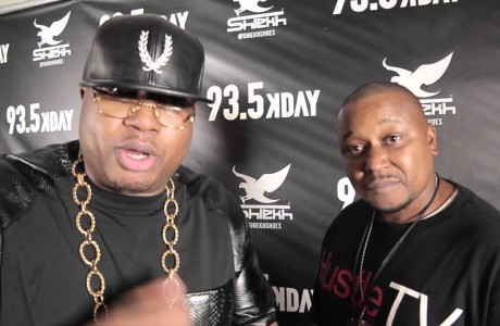 #HustleTV #DJHustle (Interviews) @e40 #WTW The Bay @DJHustle