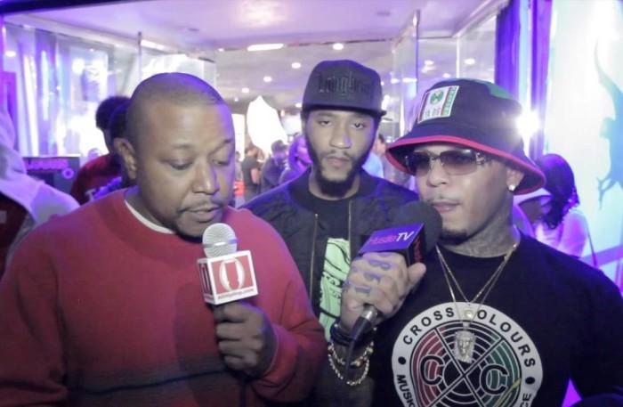#HustleTV interview @MacLucciDPG @Lyncharcherpr @DJHustle @SnoopDogg