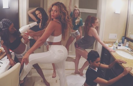"#NEWMUSICVIDEO @Beyonce – ""7/11″ #HOT!!!!!!!!"